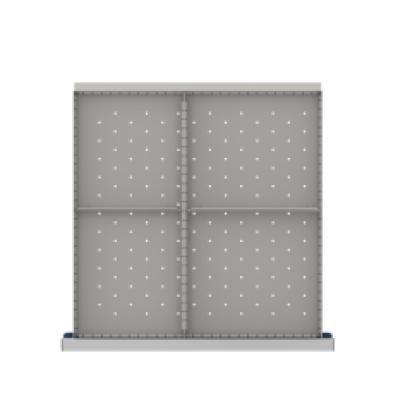 LISTA CLDR104-100 - www.AmericanWorkspace.com/168-cl-3-inch-drawer-kits