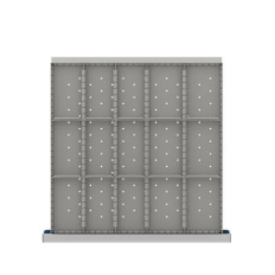 LISTA CLDR415-100 - www.AmericanWorkspace.com/168-cl-3-inch-drawer-kits