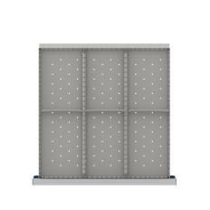 LISTA CLDR206-150 - www.AmericanWorkspace.com/169-cl-5-inch-drawer-kits
