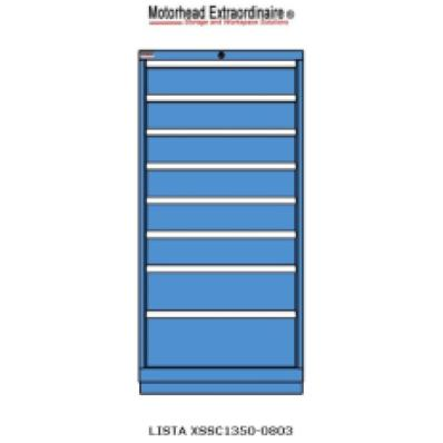 LISTA XSSC1350-0803 - www.AmericanWorkspace.com/130-eye-height-cabinets
