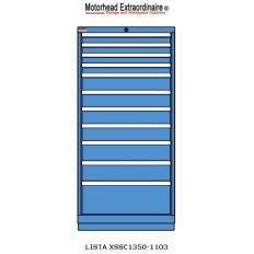 LISTA XSSC1350-1103 - www.AmericanWorkspace.com/130-eye-height-cabinets