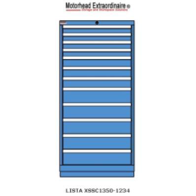 LISTA XSSC1350-1234 - www.AmericanWorkspace.com/130-eye-height-cabinets