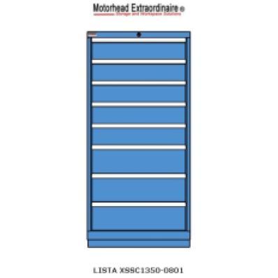LISTA XSSC1350-0801 - www.AmericanWorkspace.com/130-eye-height-cabinets