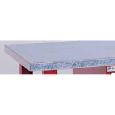 LISTA LSTOP-72 - www.AmericanWorkspace.com/124-galvanized-steel-tops