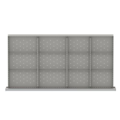 LISTA HDR312-75 - www.AmericanWorkspace.com/181-hs-2-inch-drawer-kits
