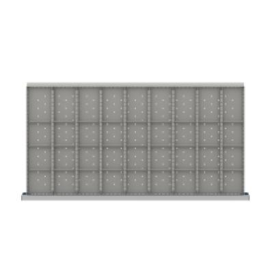 LISTA HDR836-75 - www.AmericanWorkspace.com/181-hs-2-inch-drawer-kits