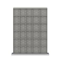 "MP 2"" Drawer,30 Compartments"