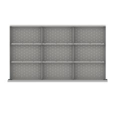 LISTA MWDR-LR209-250 - www.AmericanWorkspace.com/197-mw-9-inch-drawer-kit