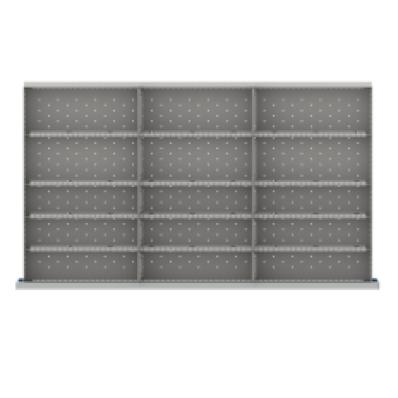 LISTA MWDR-LR415-100 - www.AmericanWorkspace.com/194-mw-3-inch-drawer-kits