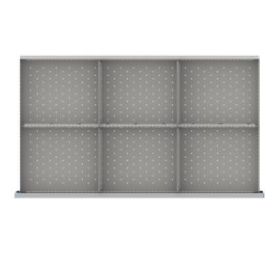 LISTA MWDR-LR106-100 - www.AmericanWorkspace.com/194-mw-3-inch-drawer-kits