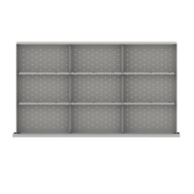 LISTA MWDR-LR209-100 - www.AmericanWorkspace.com/194-mw-3-inch-drawer-kits