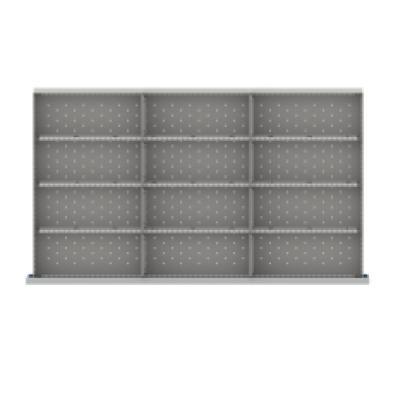 LISTA MWDR-LR312-150 - www.AmericanWorkspace.com/195-mw-5-inch-drawer-kits