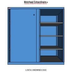LISTA XSDWSD1350--RG - www.AmericanWorkspace.com/71-shelf-cabinets