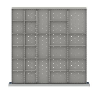 LISTA DR4AD-100 - www.AmericanWorkspace.com/206-sc-3-inch-drawer-kits