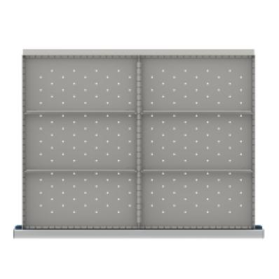 LISTA SDR106-300 - www.AmericanWorkspace.com/210-st-11-inch-drawer-kits