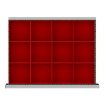 LISTA SDR012-75 - www.AmericanWorkspace.com/211-st-2-inch-drawer-kits