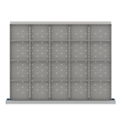 LISTA SDR420-100 - www.AmericanWorkspace.com/212-st-3-inch-drawer-kits
