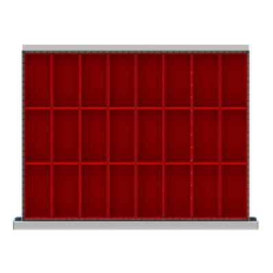LISTA SDR024-100 - www.AmericanWorkspace.com/212-st-3-inch-drawer-kits