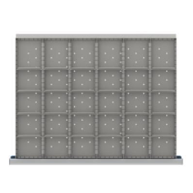 LISTA SDR530-100 - www.AmericanWorkspace.com/212-st-3-inch-drawer-kits