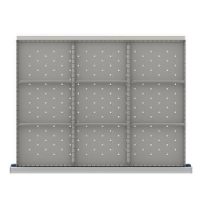 LISTA SDR209-100 - www.AmericanWorkspace.com/212-st-3-inch-drawer-kits