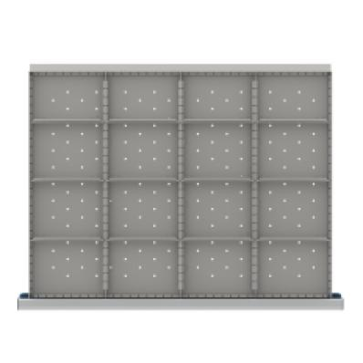 LISTA SDR316-150 - www.AmericanWorkspace.com/213-st-5-inch-drawer-kits