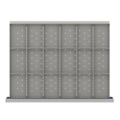LISTA SDR518-150 - www.AmericanWorkspace.com/213-st-5-inch-drawer-kits
