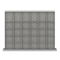 LISTA SDR530-150 - www.AmericanWorkspace.com/213-st-5-inch-drawer-kits