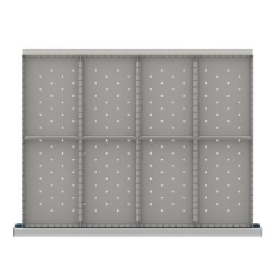 LISTA SDR308-150 - www.AmericanWorkspace.com/213-st-5-inch-drawer-kits