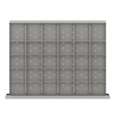 LISTA SDR530-200 - www.AmericanWorkspace.com/214-st-7-inch-drawer-kits