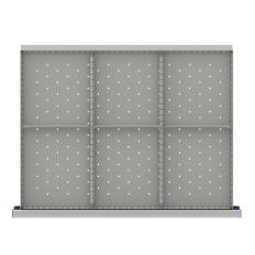 LISTA SDR206-200 - www.AmericanWorkspace.com/214-st-7-inch-drawer-kits