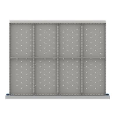 LISTA SDR308-200 - www.AmericanWorkspace.com/214-st-7-inch-drawer-kits