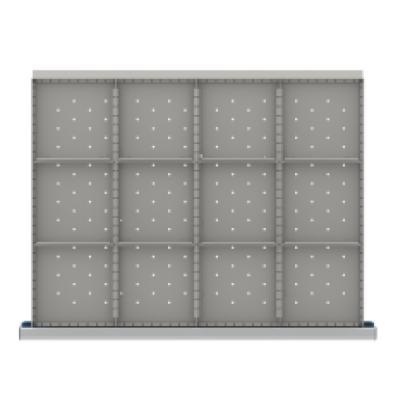 LISTA SDR312-250 - www.AmericanWorkspace.com/215-st-9-inch-drawer-kits