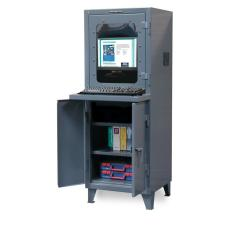 ST-26-CC-242 - Image-1 - 26x24x66 Topview Computer Cabinet