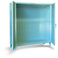72x24x72 Cabinet with Hanger Pegs
