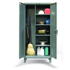 72x24x72 Broom Closet,Shelf Storage