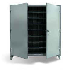 STRONGHOLD 66-247-72OP - www.AmericanWorkspace.com/56-metal-bin-cabinets