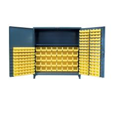 STRONGHOLD 66-BBS-241 - www.AmericanWorkspace.com/52-plastic-bin-cabinets