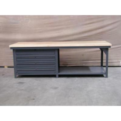 STRONGHOLD T9633-4DB-MT - www.AmericanWorkspace.com/60-shop-tables