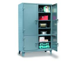 48x24x72 4-Compartment Storage