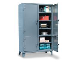 60x24x72 4-Compartment Storage