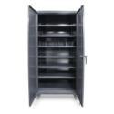 60x24x72 - Shelf Cabinet,Adjustable Dividers