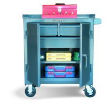 36x24x36 3-Drawer Tool Cart