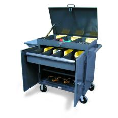 36x24x36 Lift-Up Lid Tool Cart