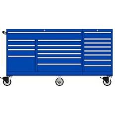 TB750 19 Drawer Triple Bank Toolbox