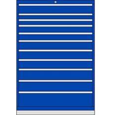 HW1350 11 Drawer Single Bank Toolbox