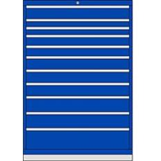 HS1350 11 Drawer Single Bank Toolbox