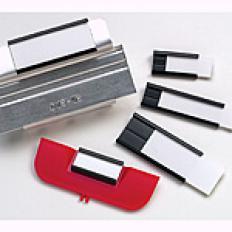 Parts Box Clip-On Label Holder