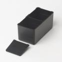 2x4x2 Plastic Parts Box Dividers,Anti Static