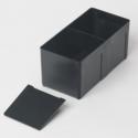 3x6x3 Plastic Parts Box Divider,Anti Static