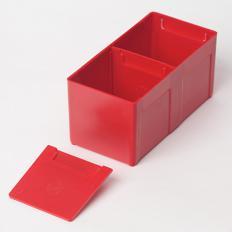 LISTA PB-8D - www.AmericanWorkspace.com/128-plastic-parts-boxes